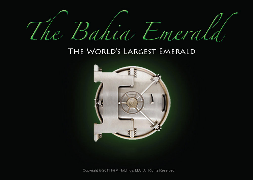 The Bahia Emerald